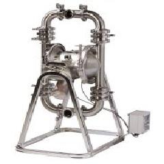 EMP-diaphragm pumps