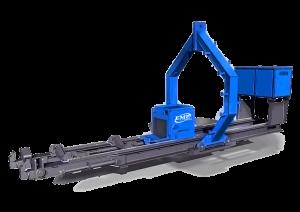 تیوب باندل پولر یا تیوپ باندل اکسترکتور (Tube Bundle Extractor) دستگاهی پر سرعت، ایمن و خودکار برای کاهش مشکلات بیرون کشیدن و جازدن Tube Bundle در مبدل های Shell & Tube می باشد. این دستگاه کلیه اجزاء کشنده هیدرولیکی، مکانیکی و سازه ای را در یک مساحت محدود و مفید در خود بصورت یکجا جمع کرده است و به راحتی عملیات درآوردن و جازدن تیوب باندل مبدل های حرارتی را با استفاده از یک جرثقیل و همچنین استفاده از یک Remote Control انجام می دهد.
